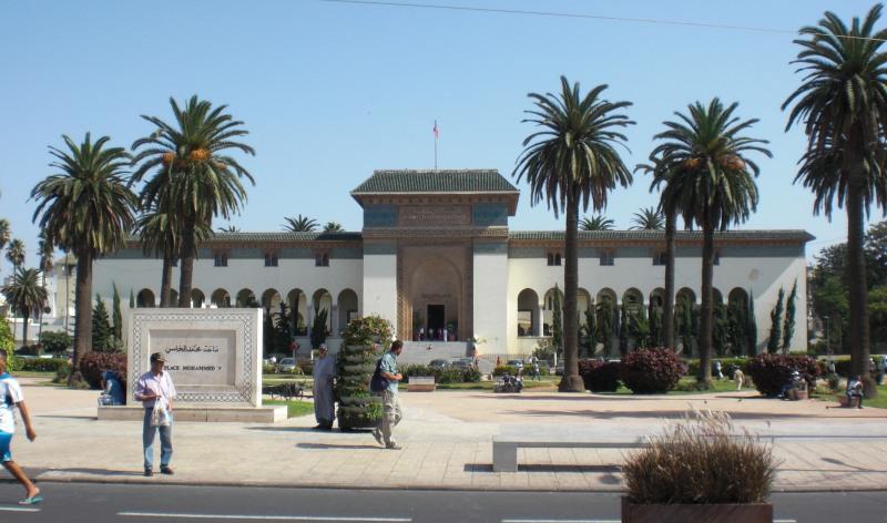 Place Mohamed V