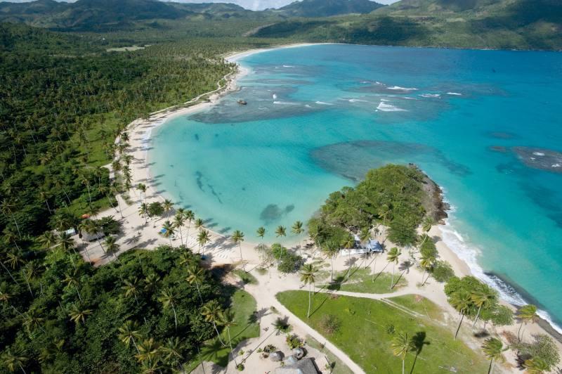 Landausflüge in Samana zur Playa Rincon