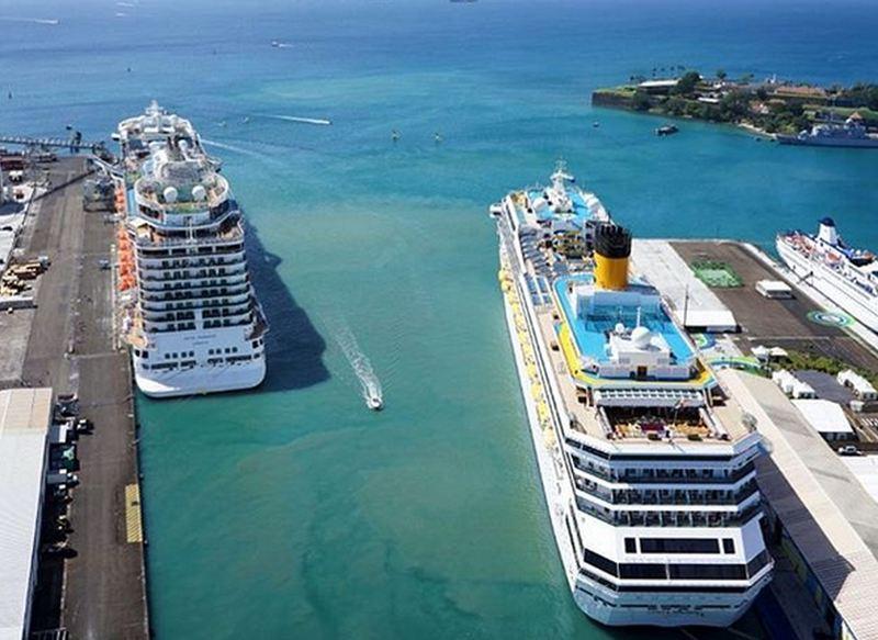 Tourelles Cruise Terminal