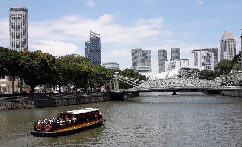 River Cruises auf dem Singapore River