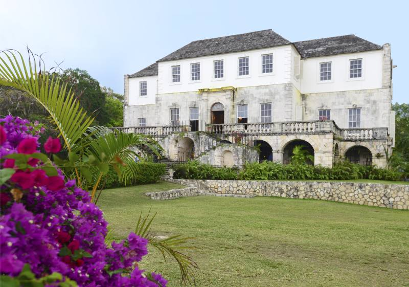 Landausflüge in Montego Bay zum Rose Hall Great House