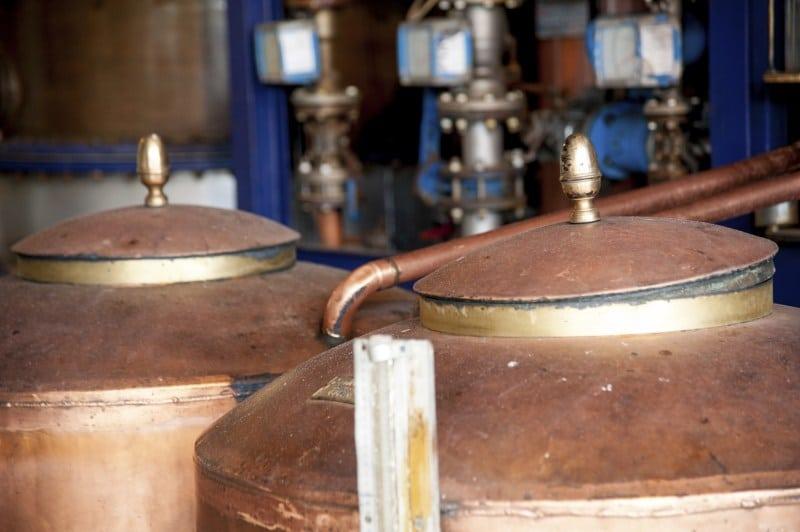 Landausflüge auf Martinique zu einer Rum Brennerei