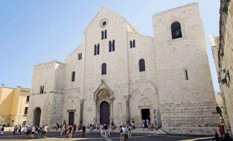 Landausflüge in Bari auf eigene Faust