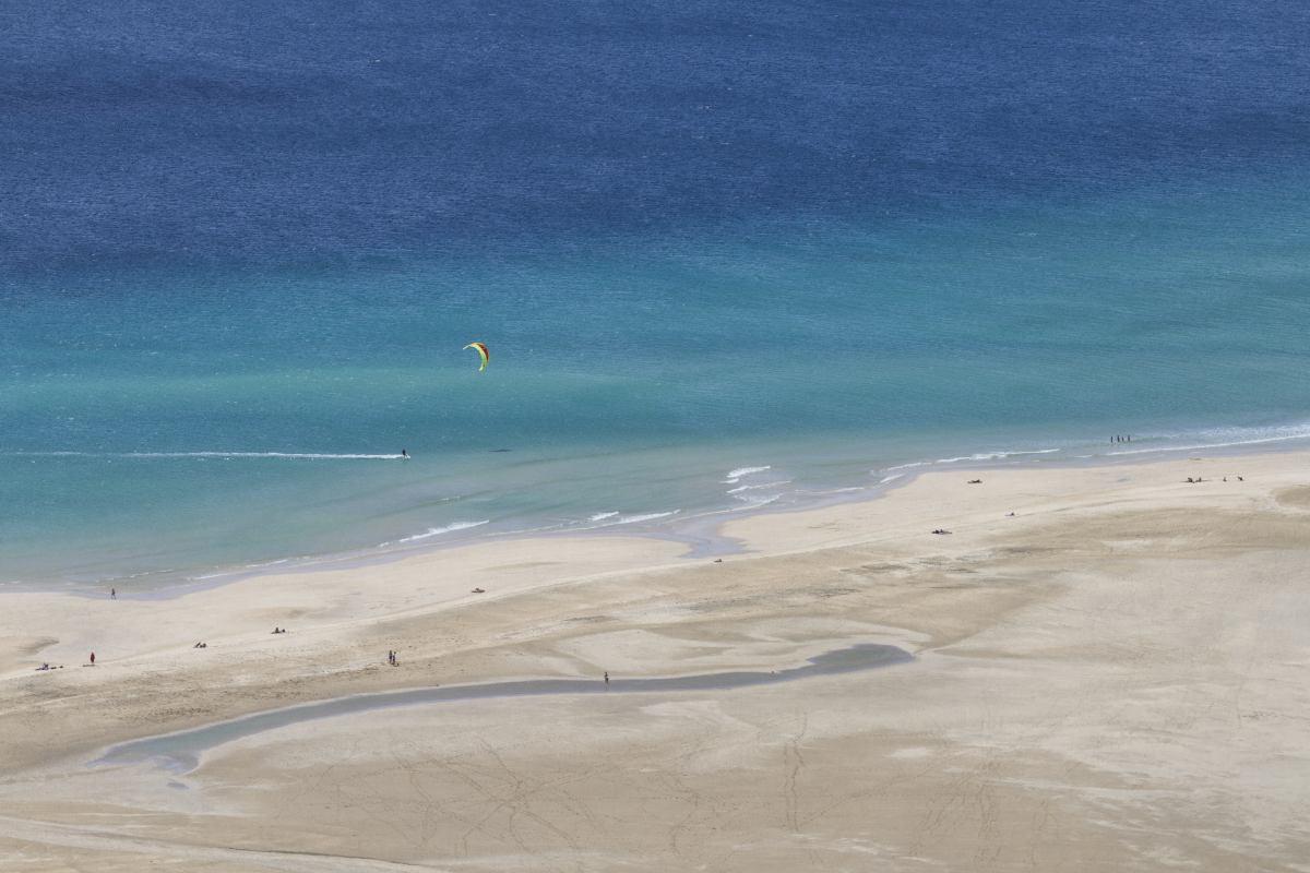 Sand, Meer und Wassersport auf Fuerteventura