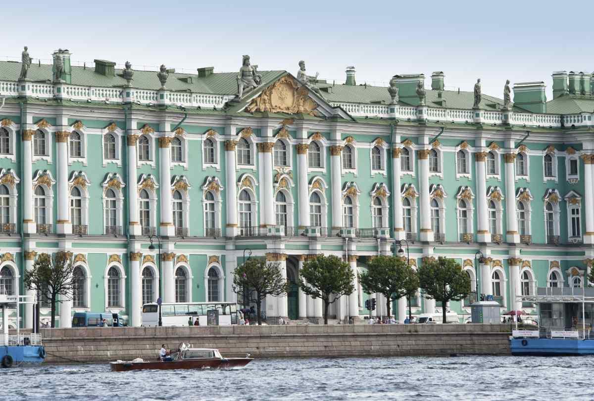 Sankt Petersburg Landausflüge