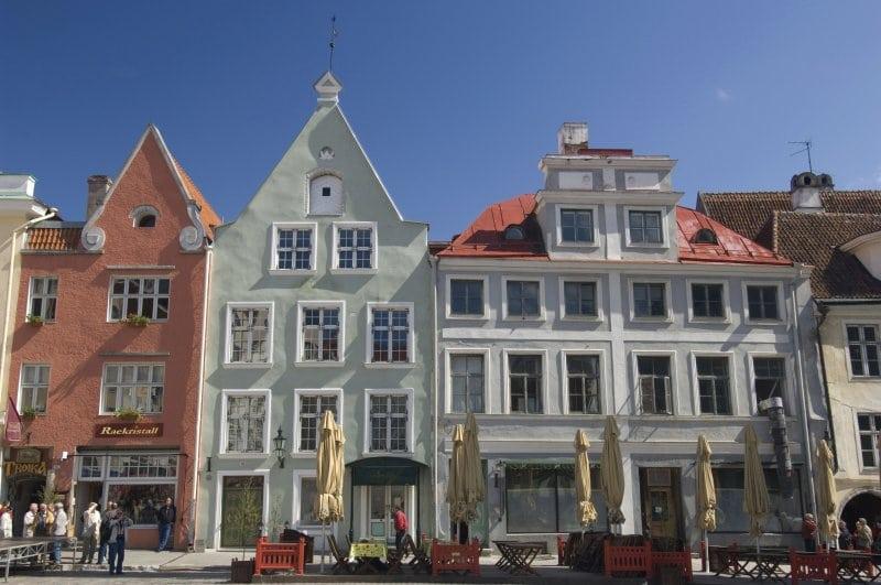 Landausflüge in Tallinn auf eigene Faust