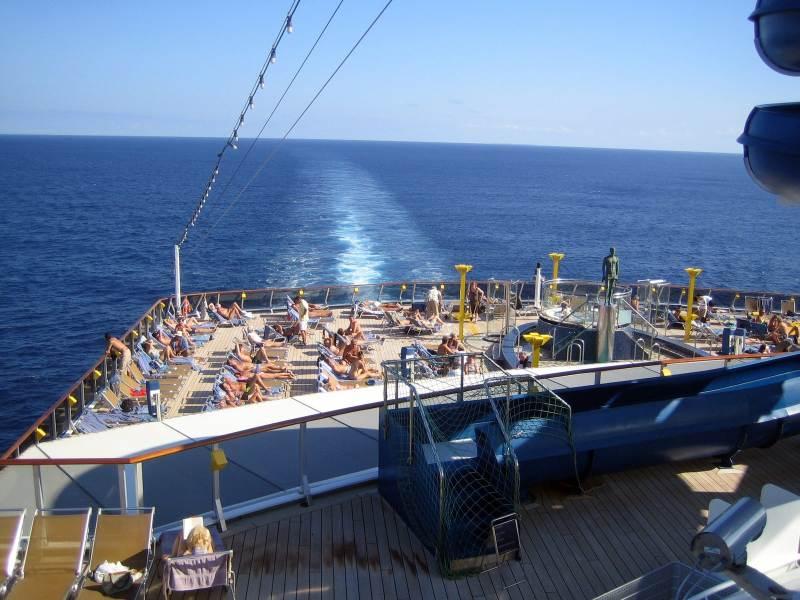 Seetag in der Karibik