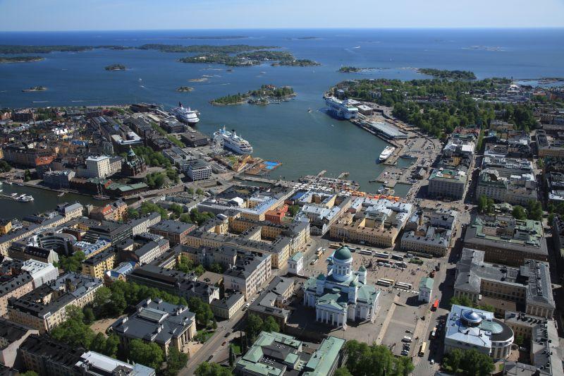 Landausflüge in Helsinki auf eigene Faust