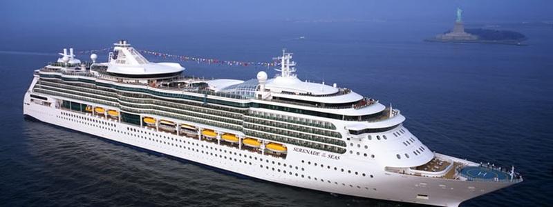Serenade of the Seas erreicht New York