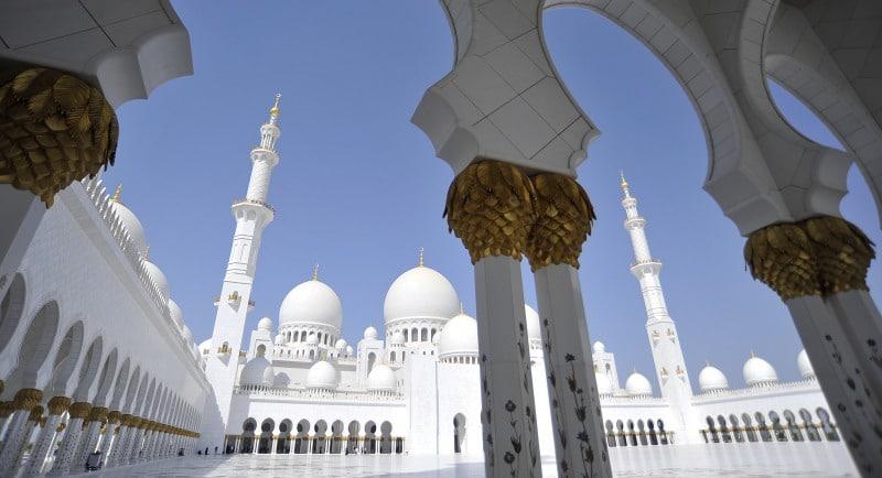 Abu Dhabi auf eigene Faust