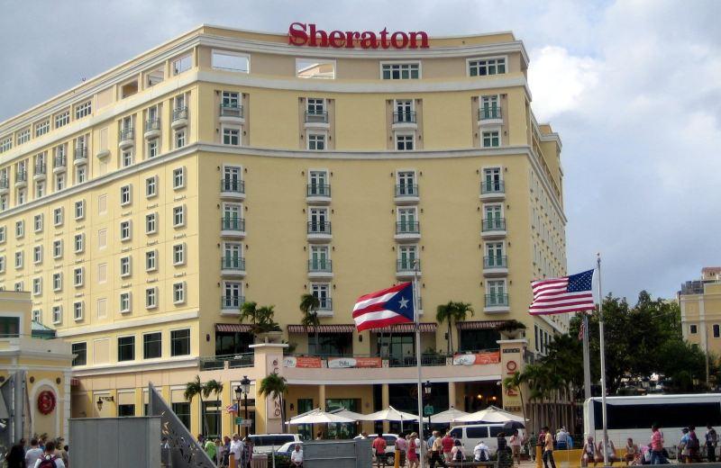 Sheraton Old San Juan bei Pier 3