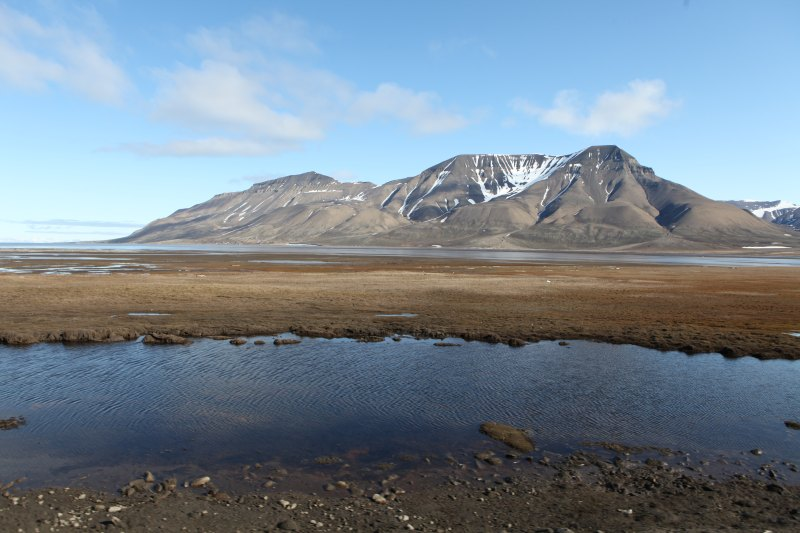 Landausflüge in Spitzbergen auf eigene Faust
