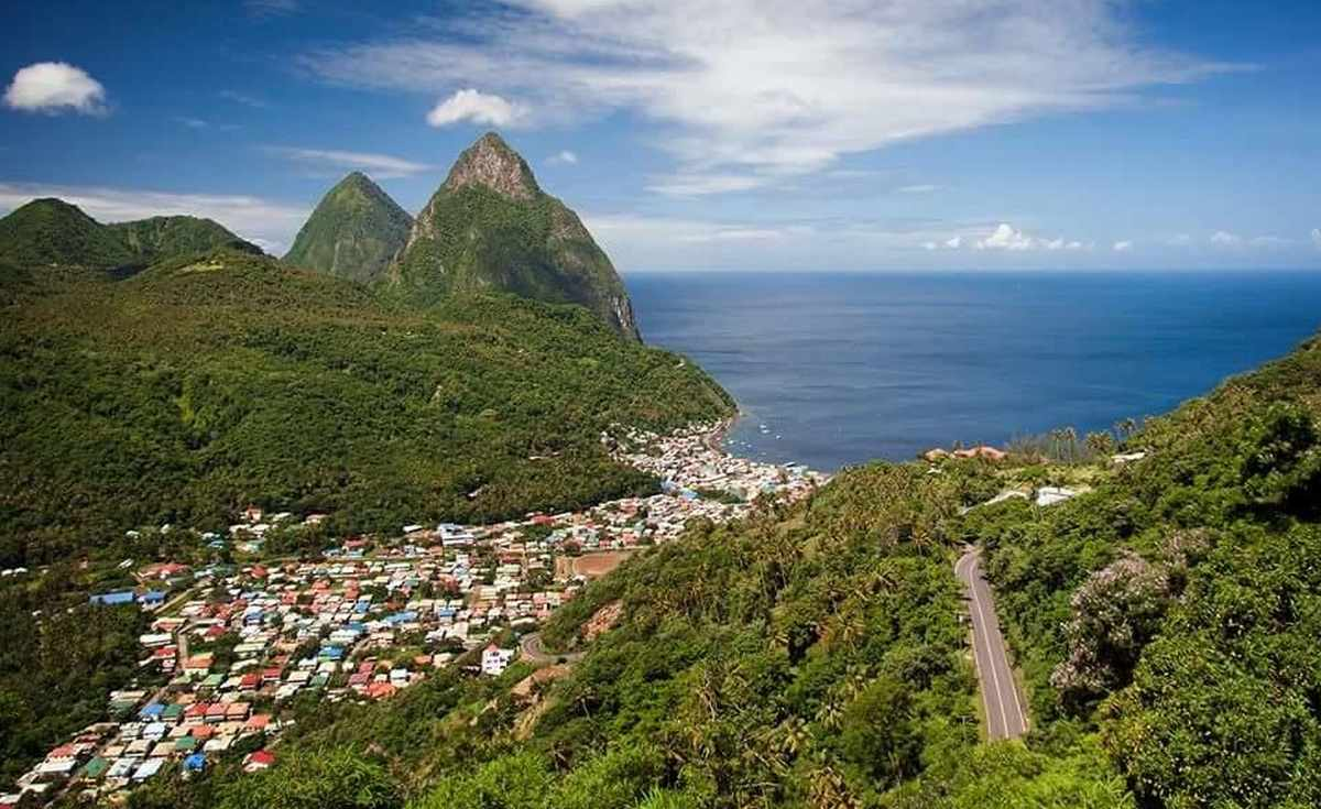 St. Lucia auf eigene Faust