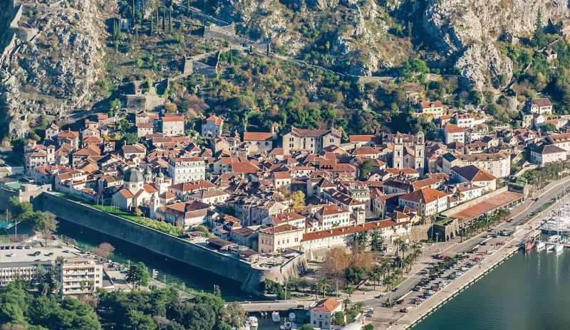 Die Altstadt und Stadtmauer in Kotor auf eigene Faust entdecken