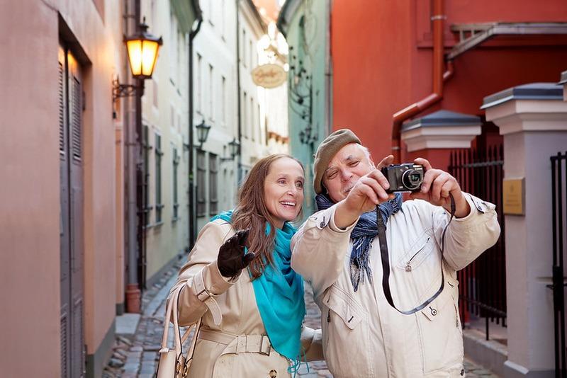 Viele Landausflüge in Riga führen in die Altstadt