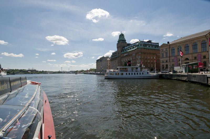 Stadtrundfahrt zu Wasser
