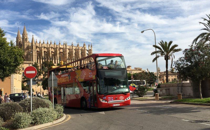 Stadtrundfahrten in Palma