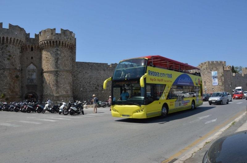 Stadtrundfahrten in Rhodos