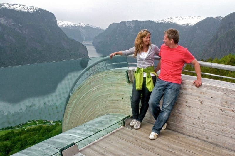 Stegastein Viewpoint