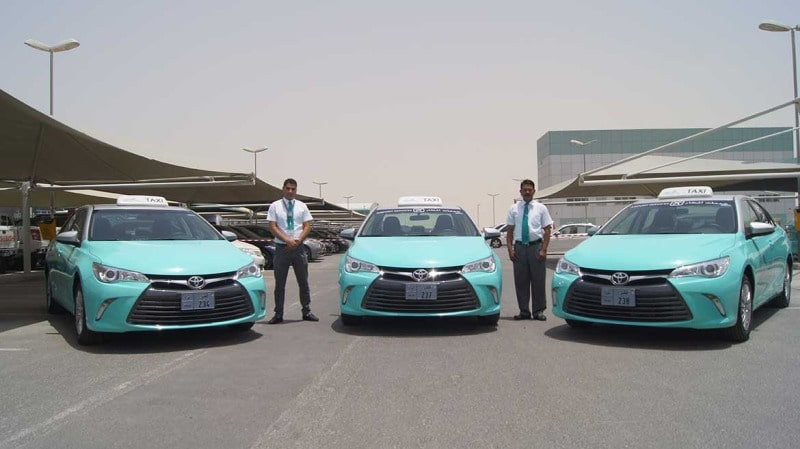 Doha auf eigene Faust mit einem Taxi