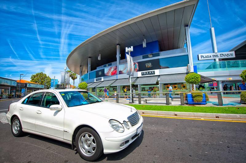 Teneriffa auf eigene faust kreuzfahrten seereiseplanung - Airport transfers tenerife south to puerto de la cruz ...
