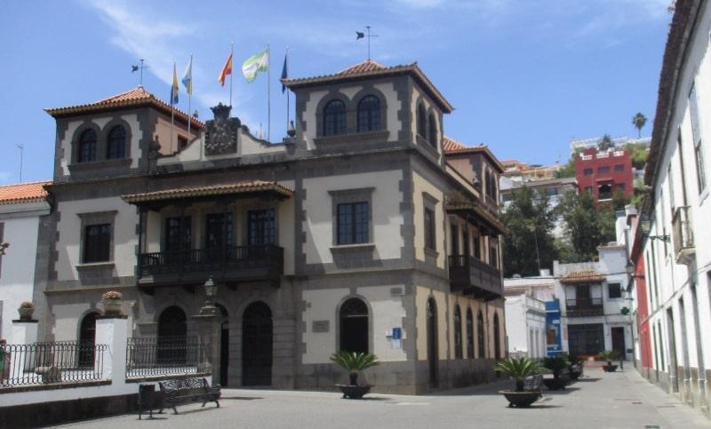 Teror ist ein schönes Ziel für Landausflüge auf Gran Canaria