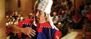Tlingit Indianer