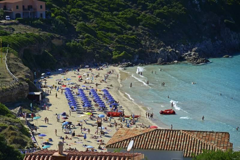Traumstrände auf Sardinien