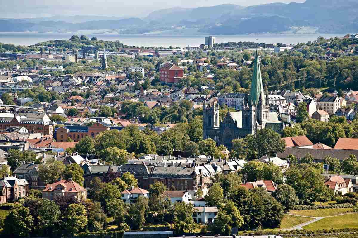 Trondheim Landausflüge