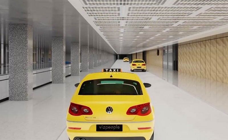 Istanbul auf eigene Faust mit einem Taxi