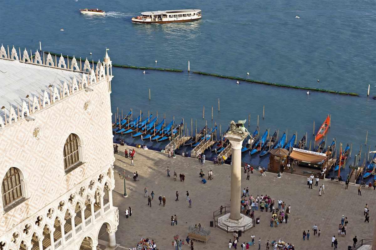 Venedig Landausflüge