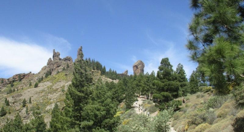 Wandern am Roque Nublo in Gran Canaria auf eigene Faust