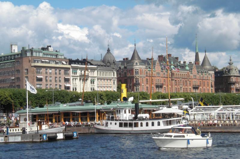 Landausflüge in Stockholm auf eigene Faust
