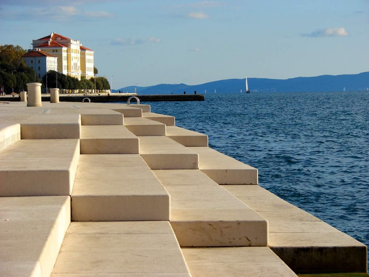 Zadar Landausflüge